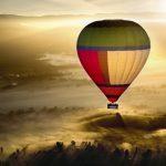 Global Ballooning in Melbourne's Yarra Valley