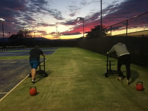 Fitness Group Classes with FitGolf Australia